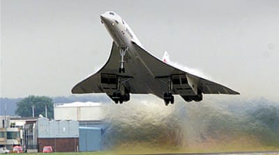 Airline blamed for Concorde crash