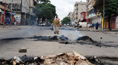 Cote d'Ivoire on the brink