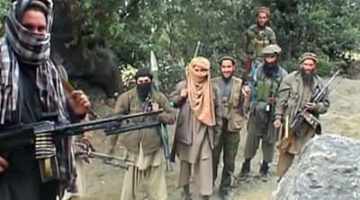 Foreign fighters bolster Taliban