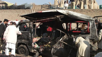 Many killed in Pakistan blast