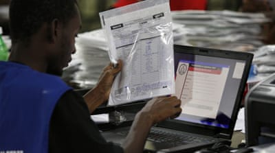 Haiti set for election runoff