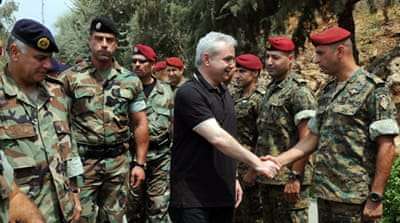 Lebanon 'gave Israel army tips'