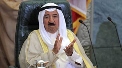 Kuwait's emir accepts cabinet's resignation