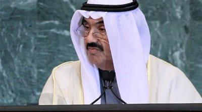Kuwait PM to face confidence vote
