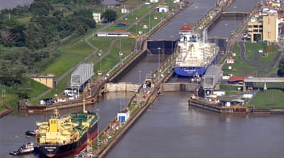 Panama Canal reopens as rain abates