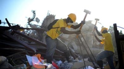 Haiti death toll reaches 230,000