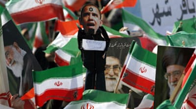 US-Iran 'cold war' warming up