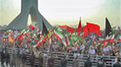 Iran celebrates Revolution Day
