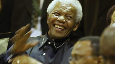 S Africa crash kills Mandela kin