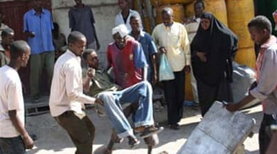 Deaths in Mogadishu clashes