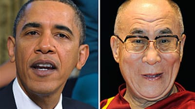 Obama fixes date for Dalai Lama
