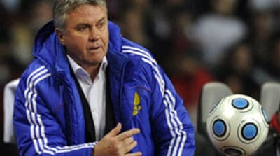 Hiddink confirmed as Turkey coach