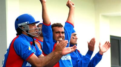 Afghanistan's journey to the top