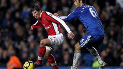 Arshavin to miss Porto clash
