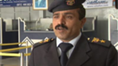 Yemen ramps up airport security