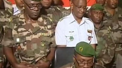 Niger soldiers say coup 'patriotic'