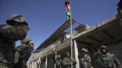 Offensive 'secures' key Afghan town