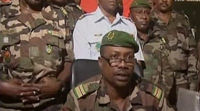 Key figures in Niger coup
