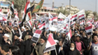 Iraq's political wrangling