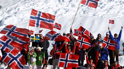 Blog: Norway's historic hundred