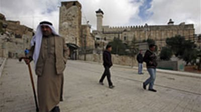 Israel's new war on Islamic sites