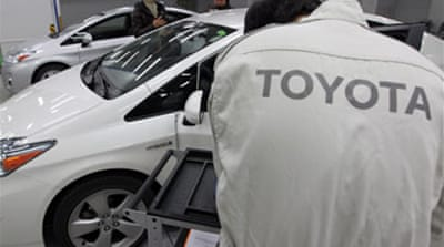 Toyota apologises for safety issues