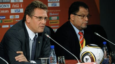 Fifa says South Africa unprepared