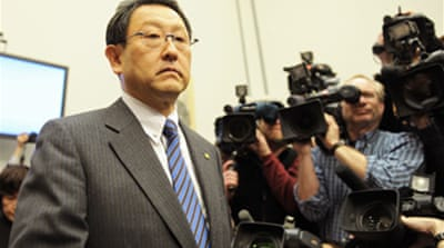 Toyota chief apologises for recall