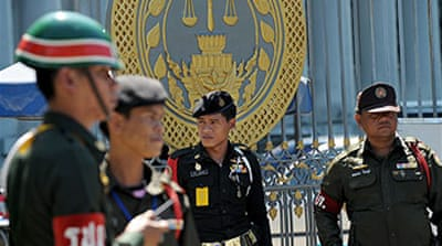 Thailand braced for 'judgement day'