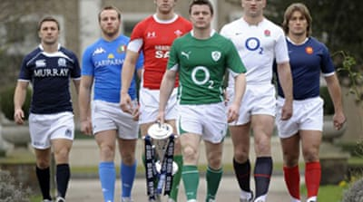 France favoured for Six Nations
