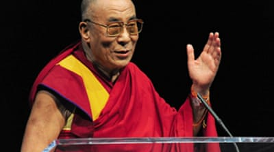 US rejects China Dalai Lama warning