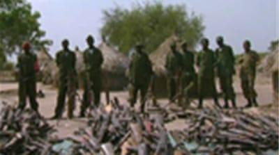 South Sudan's disarmament drive