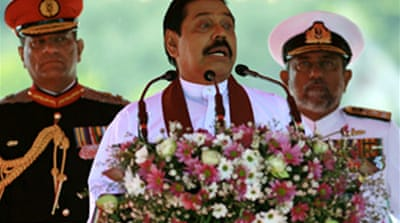 Fractious Sri Lanka seeks unity