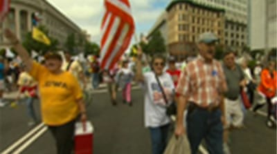 US Tea Party convention begins