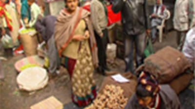 Food price rise angers Indians