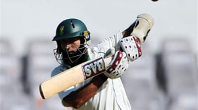 Amla double ton punishes India