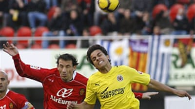 Mallorca up to fourth