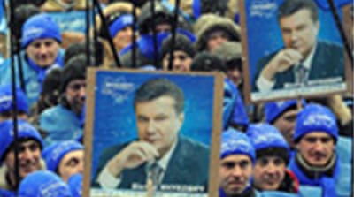 Yanukovych 'wins Ukraine election'