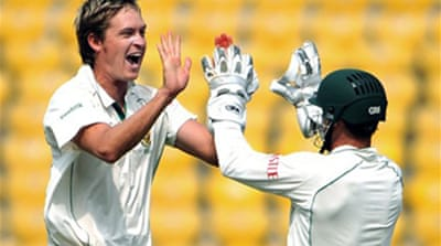 South Africa crush India in Nagpur