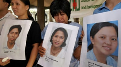 Philippine massacre charges filed