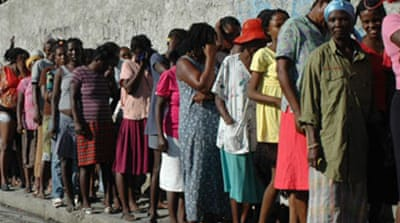 Coupon scam hits Haiti food aid