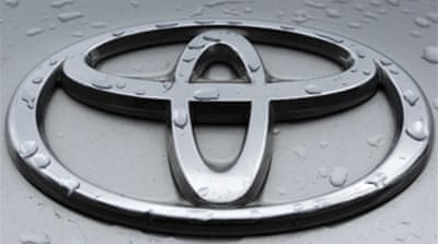 Timeline: Toyota's troubles