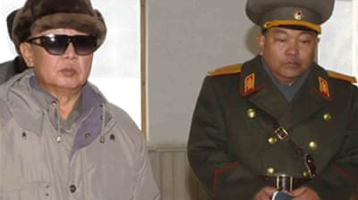 Kim wants 'nuclear-free Korea'