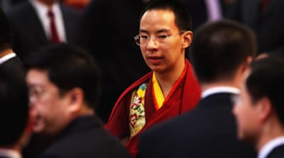 Panchen Lama gains political role
