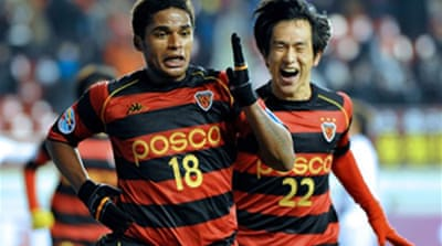 Pohang regain winning touch