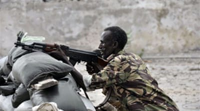 Civilians killed in Somali fighting