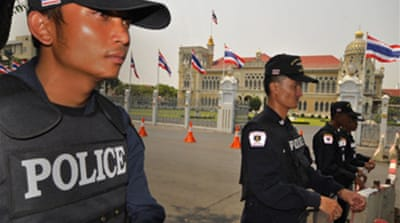 Bangkok on alert ahead of rally