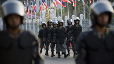 Thailand braces for mass protests