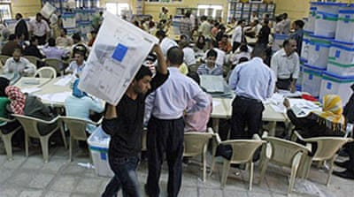 Iraq vote recount reveals no fraud