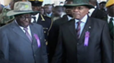 Zuma mediates in Zimbabwe deadlock
